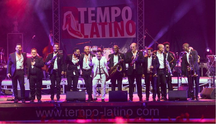 Vic- Festival Tempo latino - Scène