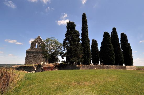 Chapelle de Tabaux à Caillavet