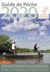 Brochure guide de pêche 2020