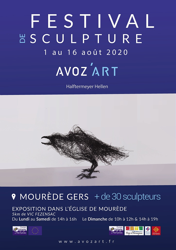 Affiche Festival Avozart 2020