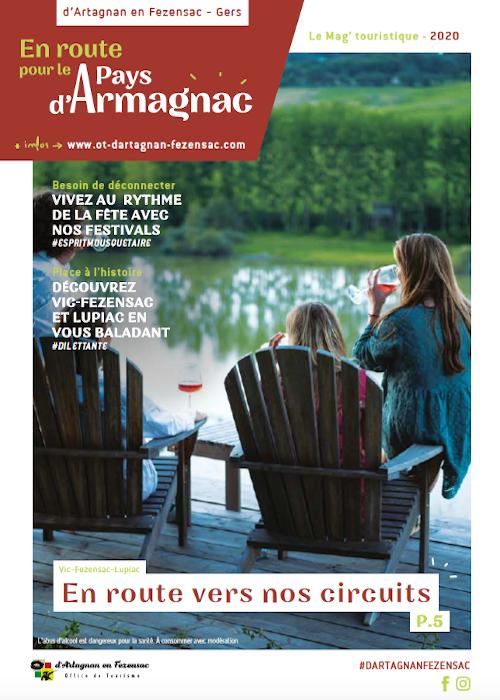 Mag touristique 2020