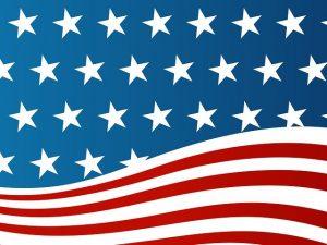 Vic-Country-Drapeau américain