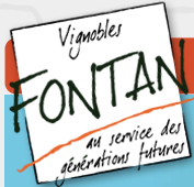 Logo Vignobles Fontan