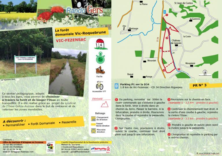 Fiche Vic-Roquebrune PR3