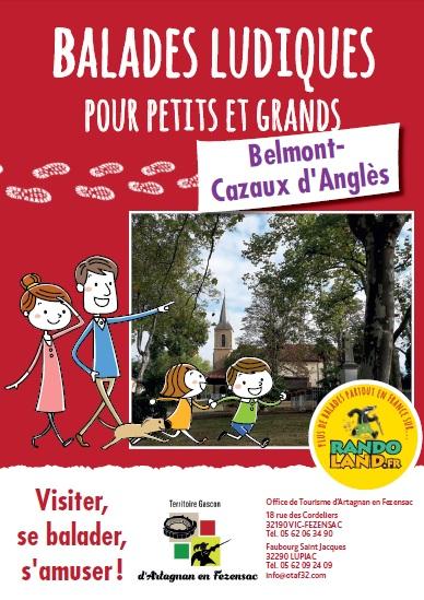 Randoland Belmont-Cazaux