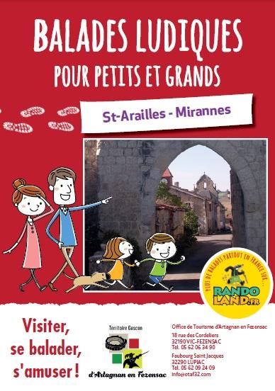 Randoland St Arailles Mirannes