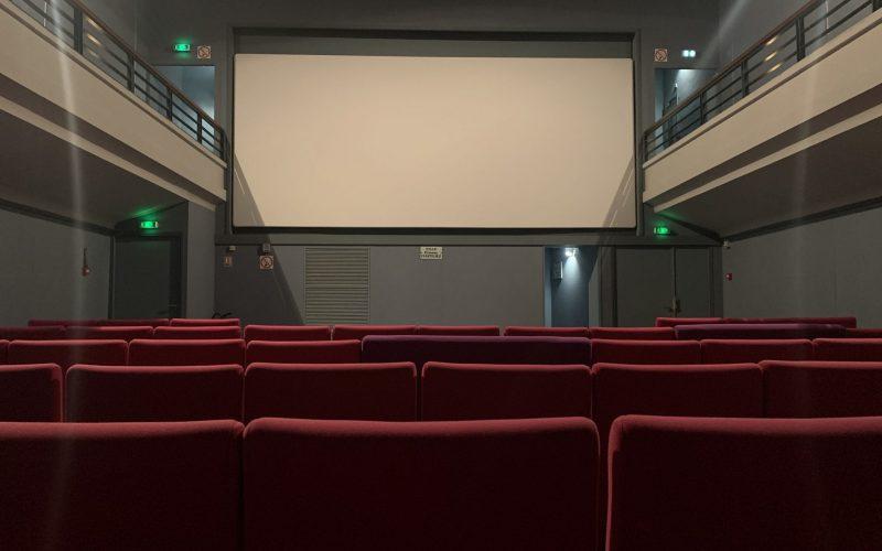 Salle du cinéma brana